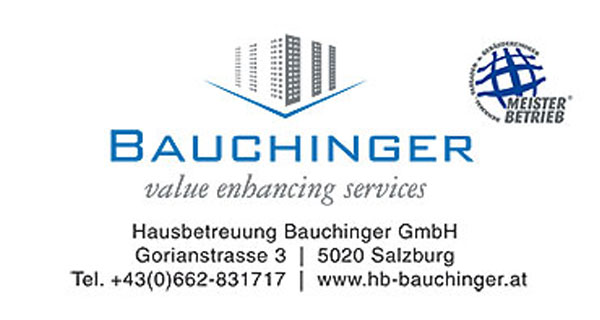 Hausbetreuung Bauchinger Value enhancing services GmbH